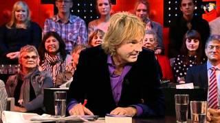 Armin van Buuren, Ferry Corsten, Sander van Doorn & Afrojack in Dutch TV-Show DWDD (2011)
