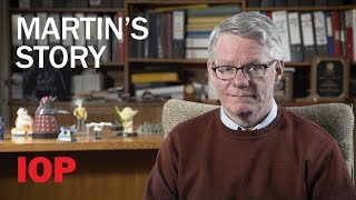 Fellow: Professor Martin Hendry MBE