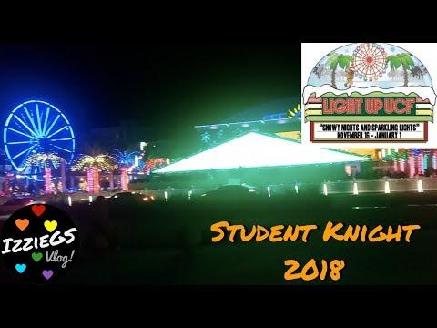 LIGHT UP UCF 2018 - Student Knight