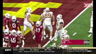 Iowa State vs Washington State Football Highlights