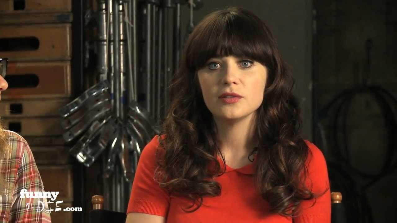 The New Guy on New Girl with Zooey Deschanel - YouTube