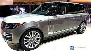 2018 Range Rover SVAutobiography - Exterior and Interior Walkaround - Debut 2017 LA Auto Show