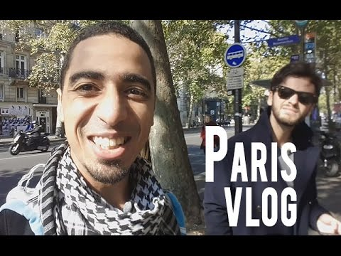 PARIS VLOG! Meet Katioch, Xraton and LeBVI!