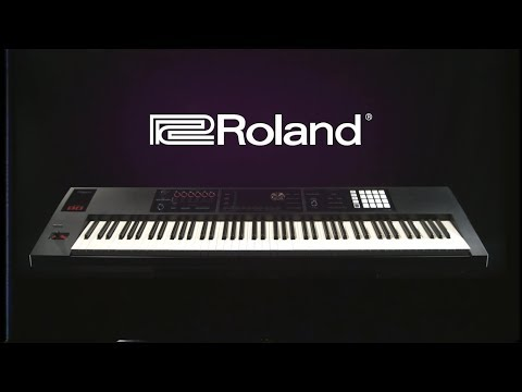 roland-fa-08-music-workstation-|-gear4music-overview
