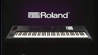 Roland FA-08 Music Workstation   Gear4music Overview