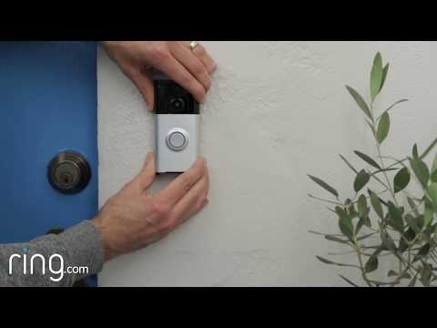 How To Install And Setup The Diode For Ring Video Doorbell Ring Help Youtube
