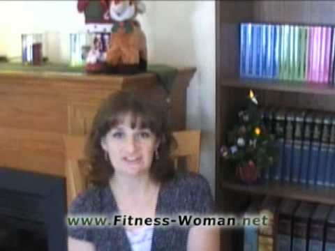 Fitness Woman Vlog, December 5-11, Don't let the Holidays ruin your progress.flv