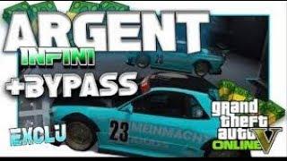 GAGNER 5,000,000 $ EN 10 MIN EN 1.40 ! [ARGENT INFINI BYPASS !] GLITCH GTA 5 ONLINE