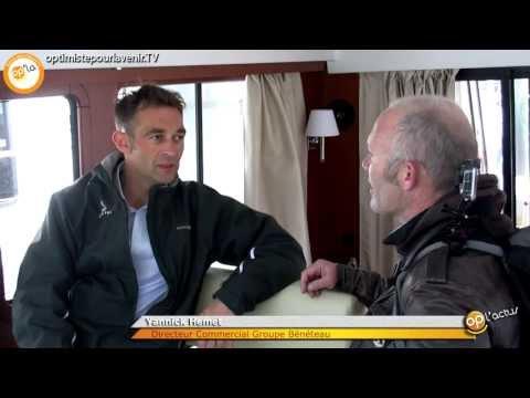 Printemps du Crouesty : Rencontre avec Gilles Pomerat de AXA Assurancesde YouTube · Durée:  4 minutes 15 secondes