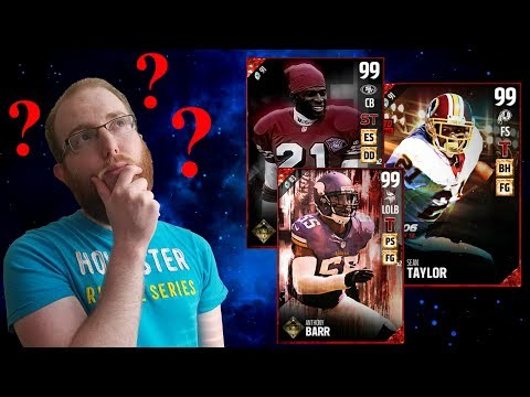 WHO ARE THE BEST DEFENSIVE CARDS IN MUT? DISUSSION WITH TT23! Madden 17 Ultimate Team