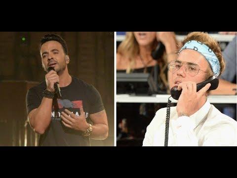 Justin Bieber y Luis Fonsi Ayudan a Recaudar $44 Millones