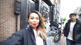 GETTING LOST IN BRUGES & AMSTERDAM