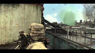 Medal of Honor: Airborne - русский цикл. 3 серия.