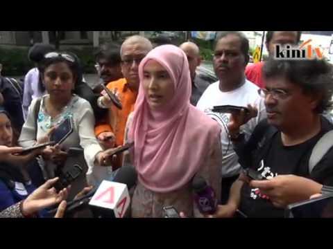 Nurul: I respect Sabah state assembly decision
