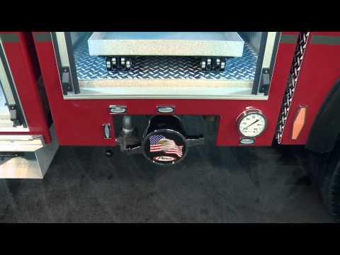 Tampa Fire-Rescue - Quantum® 95' Mid-Mount Platform (25153)