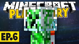 Minecraft Planetary | SPACE LABS & ELEVATORS! #6 [Modded Questing Survival]
