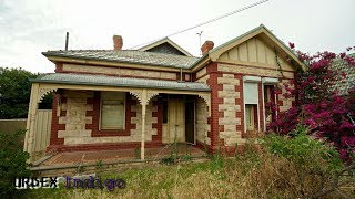 Abandoned- Stunning Home Built 1920/Immaculate/Vintage interiors. Soon to be lost!