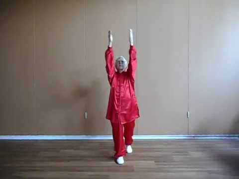 Therapeutic QiGong, Moves 1-36