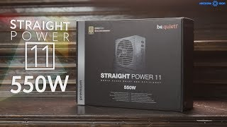 Блок питания Be Quiet Straight Power 11 550w в 4k