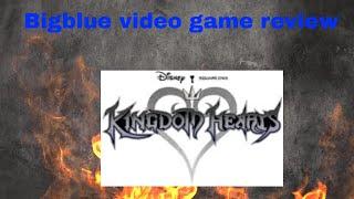 BigBlues Video Game review: Kingdom Hearts