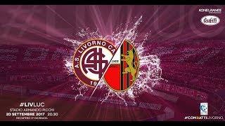 Livorno - Lucchese // 3-0 // Serie C 2017-18