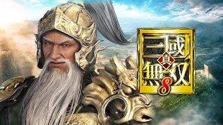 PS4 真・三國無双8を黄忠(Huang Zhong)で実況プレイ! 難易度は修羅に...