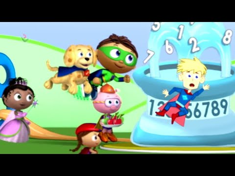 Super WHY! Full Episodes English ✳️  Super WHY and The Adventures of Math Boy ✳️  S02E11 (HD)