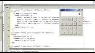 Creación de una calculadora básica utilizando Lazarus