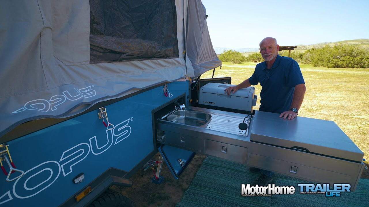 Air Opus Off Road Pop Up Camper Review Youtube