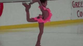 Kim Cheremsky, Pre-Juvenile, 8 years old