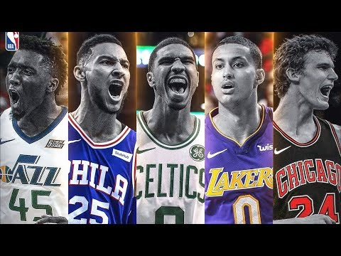 NBA 2018 All Rookie 1st and 2nd Team Revealed! 2018 NBA Season Awards