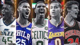 NBA 2018 All Rookie 1st and 2nd Team Revealed! 2018 NBA Season Awards