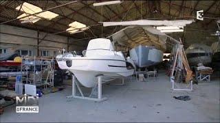 La fabrication de bateaux, un savoir-faire sur l'Île d'Oléron