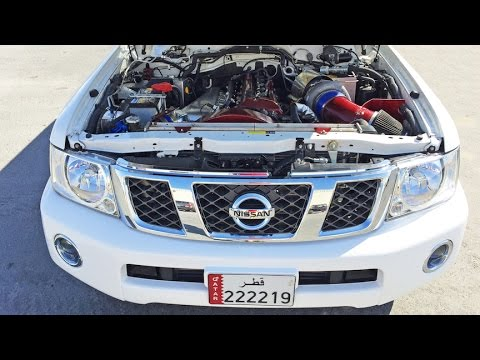 SLEEPER Nissan Patrol in Qatar - 800hp!