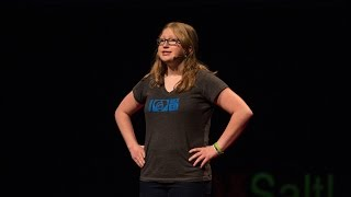 Let's Talk about Sex...Education. Teens Know Best   Thea Holcomb   TEDxSaltLakeCity
