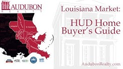 Purchasing a HUD a Home In Louisiana