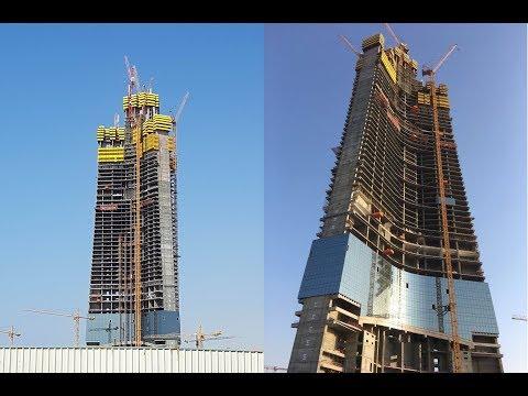 Jeddah / Kingdom Tower ( On Hold ) World's Tallest Building - 1000m+  April 2018 Update