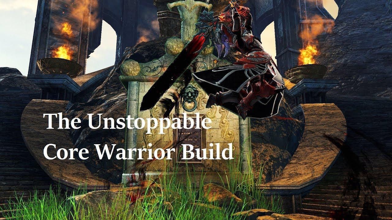 Guild Wars 2 - UNSTOPPABLE Vanilla (Core) Warrior Build - Season 8 [Update]