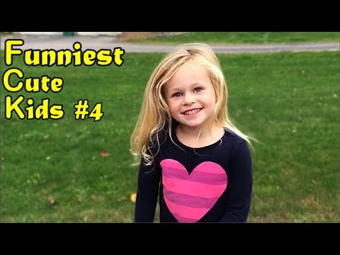 Thumbnail: Funny Cute Kids Compilation 2017 (Part 4) | Funniest Kids Bloopers