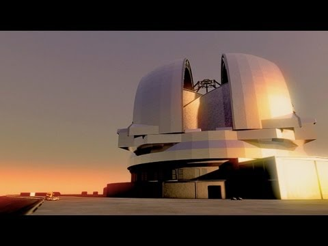 Giant Telescopes of the Future