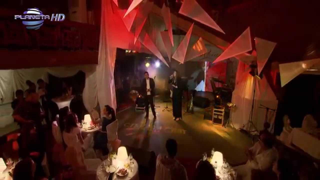 POLI PASKOVA I HRISTO KOSASHKI - REVNOST / Поли Паскова и Христо Косашки - Ревност  LIVE 2014