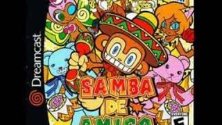 Samba de amigo music request