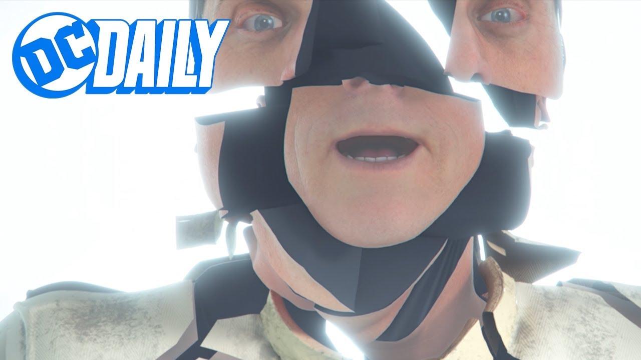 DC Daily Ep. 152: EXCLUSIVE! Alan Tudyk aka Mr. Nobody ...