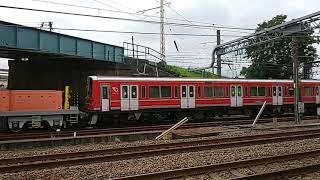 【小田急】赤い1000形 1059F、無念の廃車へ【昨夏 イベント列車で活躍するも】