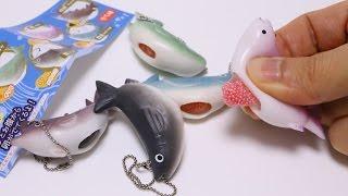 ASMR Squishy #124 Fish Egg Squishy Squeeze