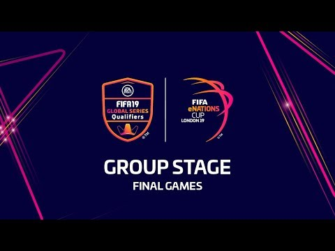 FIFA eNations Cup - Group Stage (Final Games)