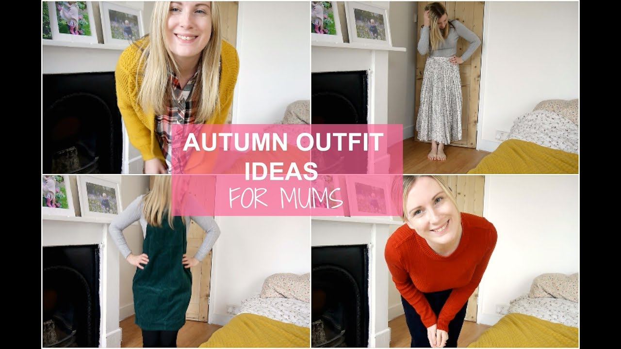 [VIDEO] - AUTUMN OUTFIT IDEAS FOR MUMS 2019 1