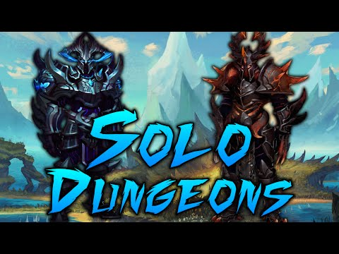 Order & Chaos Online 2 - GAMEPLAY! |  Solo Dungeons