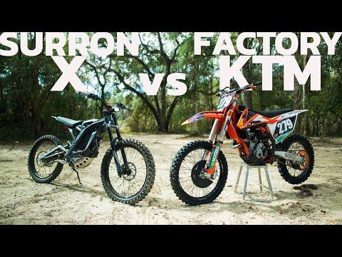 factory-ktm-vs.-sur-ron-x-|-electric-dirt-bike-test
