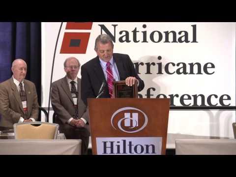 2014 National Hurricane Conference Awards Presentation